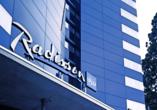 Herzlich willkommen im Radisson Blu Hotel St. Gallen.