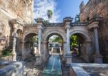 Städteerlebnis und Küstenregionen, Antalya