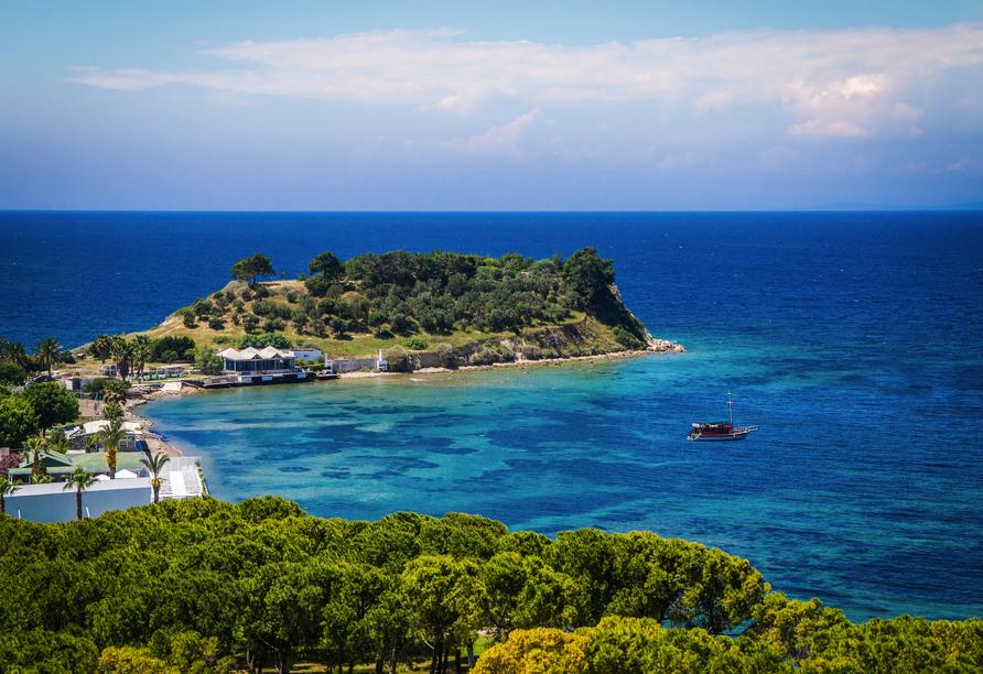 Städteerlebnis und Küstenregionen, Kusadasi
