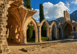 Nordzypern Rundereise, Bellapais Bastei