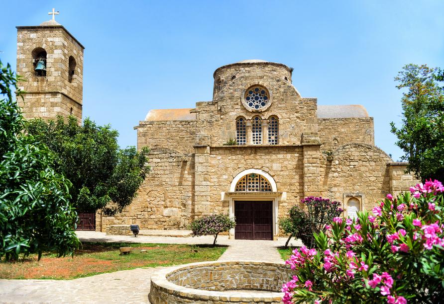 Nordzypern Rundereise, St. Barnabas Kloster