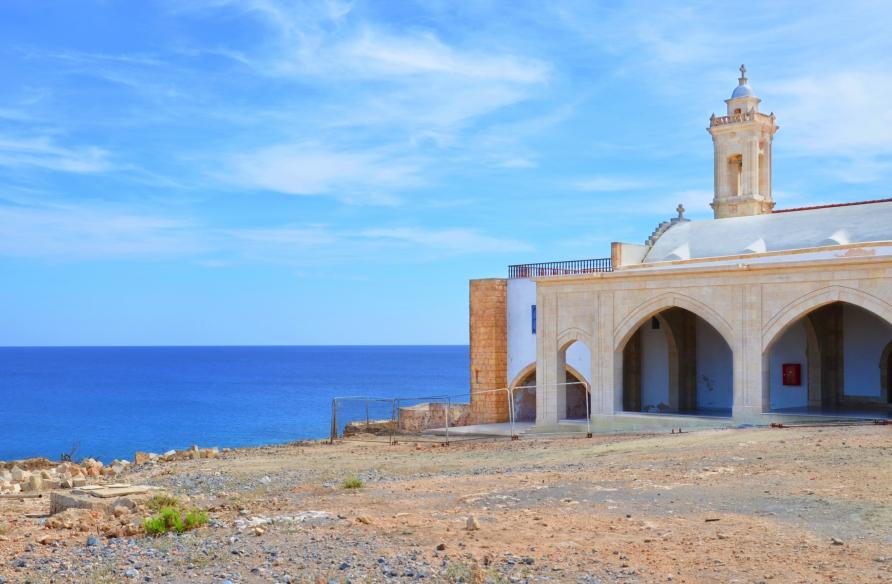 Nordzypern Rundereise, Apostolos Andreas Kloster