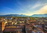 Toskana – Kultur und La Dolce Vita, Lucca