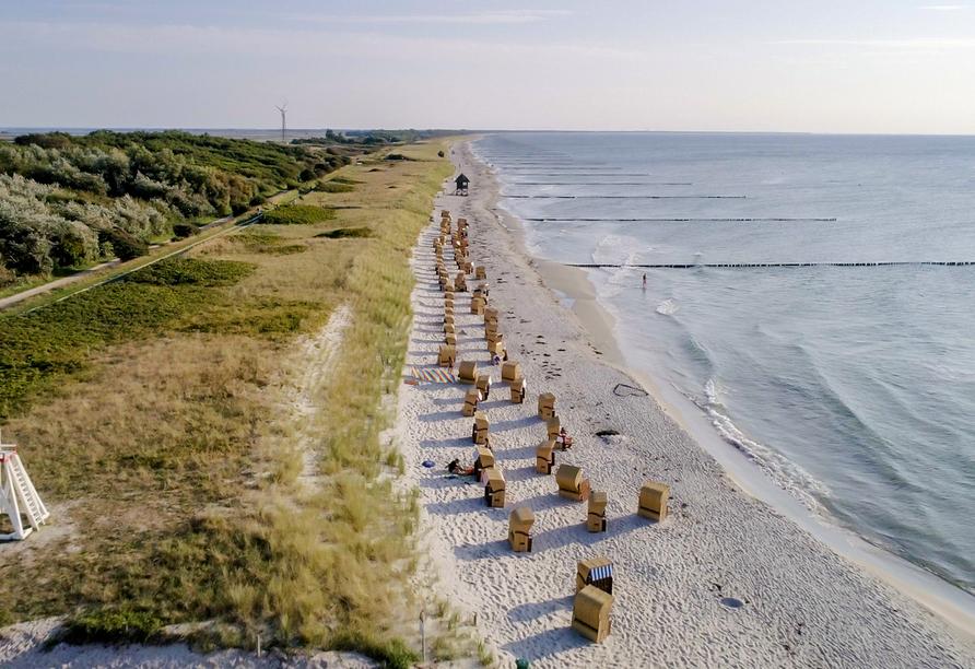 Freuen Sie sich auf Ihre Auszeit an der Ostsee!