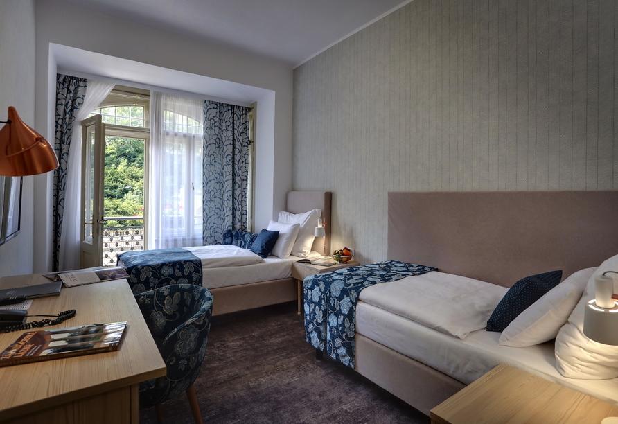 Astoria Hotel & Medical Spa, Karlsbad, Tschechien, Zimmer