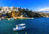 Mietwagen-Rundreise Kreta, Agia Galini