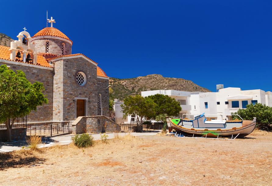 Mietwagen-Rundreise Kreta, Kloster Toplou