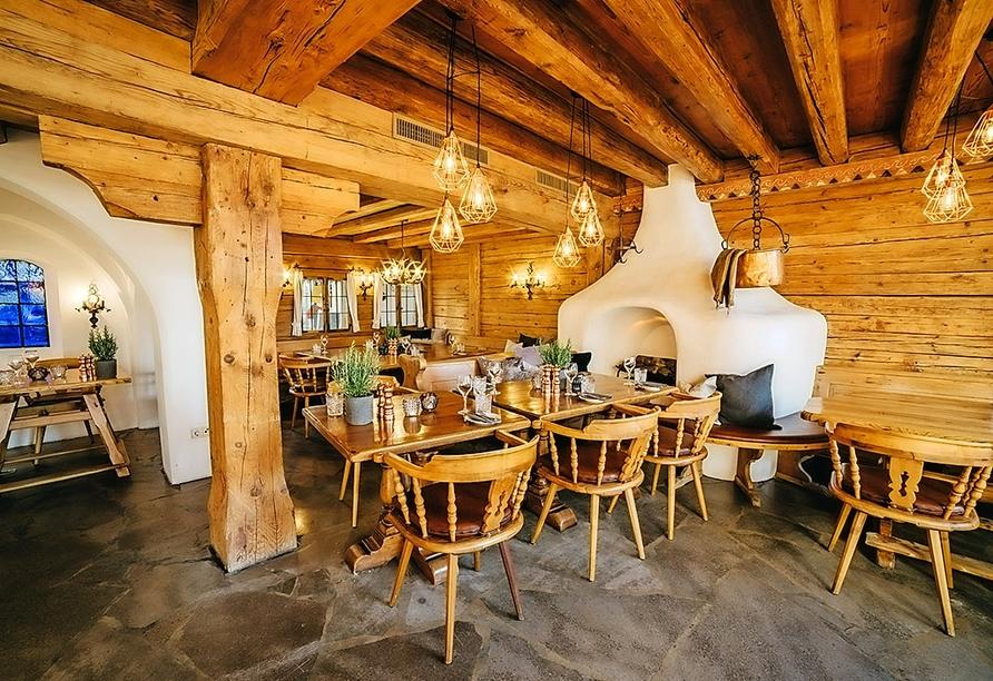 Stube im Landgasthof-Hotel Riesengebirge