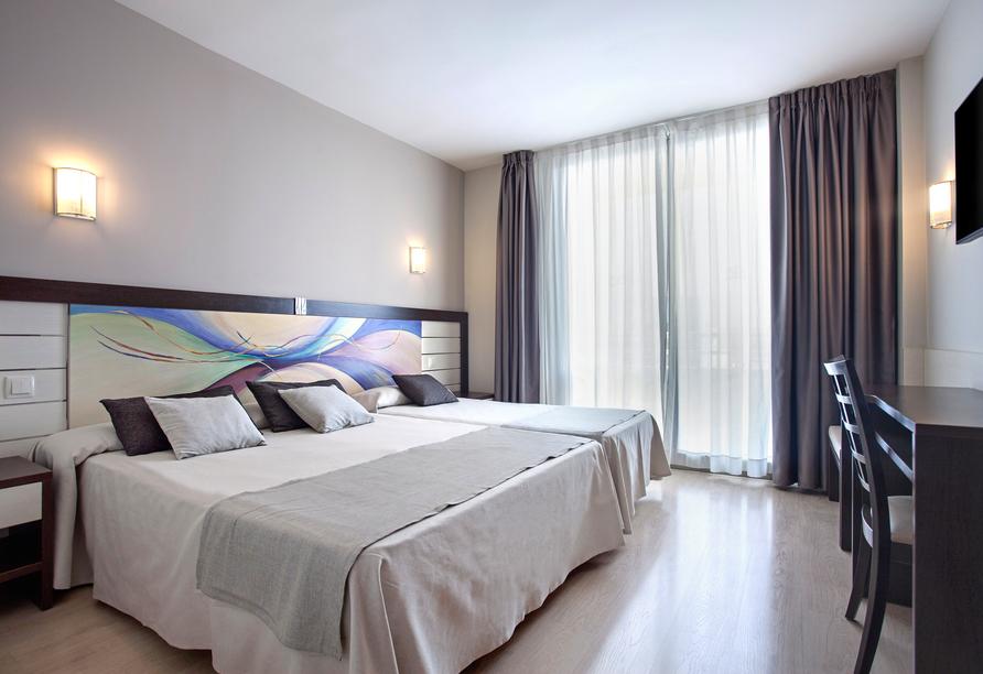 Beispiel Doppelzimmer im Hotel Indalo Park
