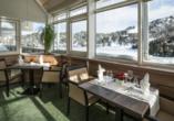 Panorama Hotel Turracher Höhe in Ebene Reichenau, Österreich, Restaurant
