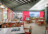 Restaurant im Ferienclub Maierhöfen