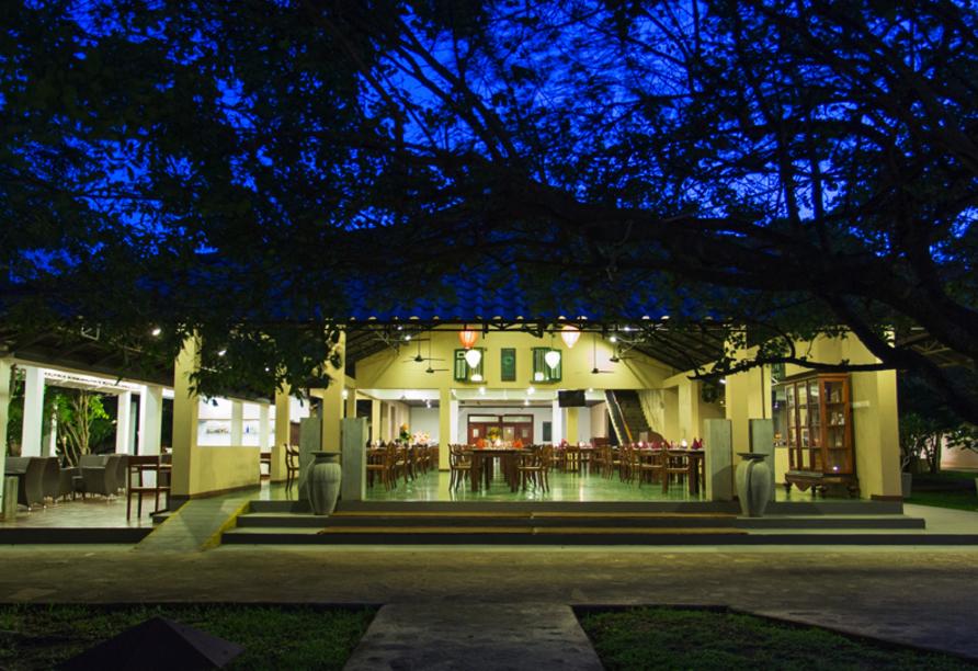 Außenansicht vom Beispielhotel Kassapa Lions Rock.