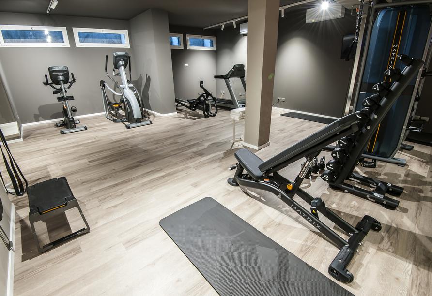 Horizon Wellness & Spa Resort, Italien, Fitnessraum