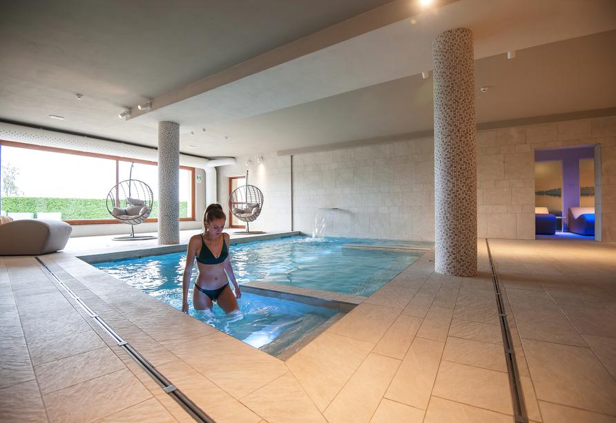 Horizon Wellness & Spa Resort, Italien, Hallenbad