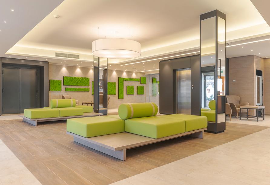 Horizon Wellness & Spa Resort, Italien, Lobby