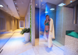 Horizon Wellness & Spa Resort, Italien, Wellnessbereich