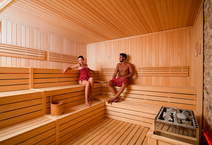 Hotel Incekum Beach Resort, Sauna