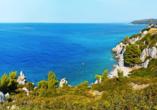 Willkommen auf Chalkidiki – hier genießen Sie traumhafte Aussichten aufs Mittelmeer!