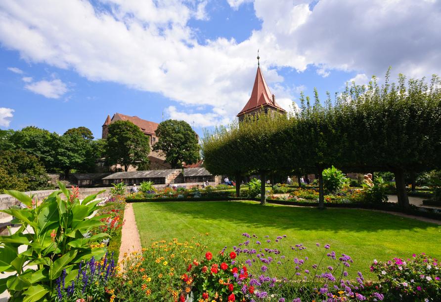 Finden Sie Ihren Lieblingsplatz in Nürnberg.