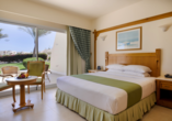 Nil Highlights & Badurlaub in Hurghada, Beispielzimmer