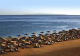 Nil Highlights & Badurlaub in Hurghada, Privatstrand