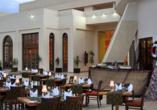 Nil Highlights & Badurlaub in Hurghada, Restaurant