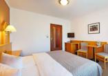 Beispiel eines Doppelzimmers im Kurhotel Schatzberger in Bad Füssing
