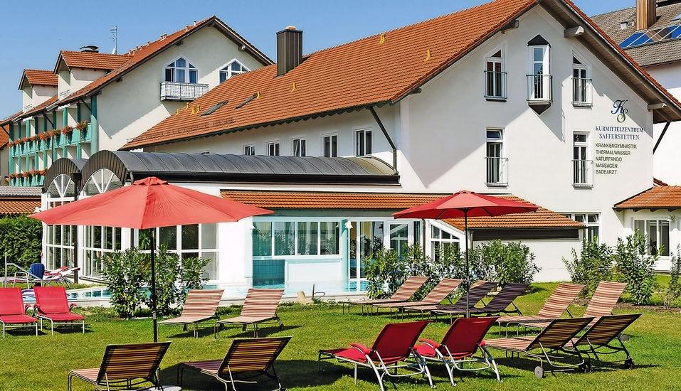 Willkommen im Kurhotel Schatzberger in Bad Füssing!