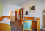 Beispiel eines Einzelzimmers im Kurhotel Schatzberger in Bad Füssing