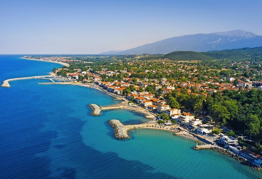 Herzlich willkommen zu Ihrer Auszeit in Griechenland!
