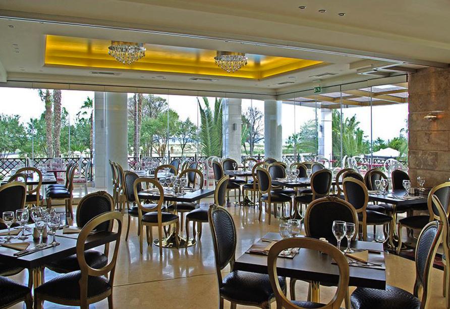Hotel Mediterranean Princess, Restaurant