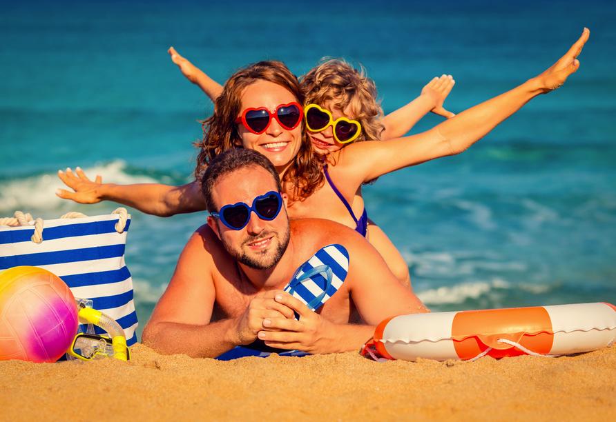 Hotel Belek Beach Resort, Familie