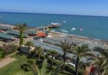 Hotel Belek Beach Resort, Strand