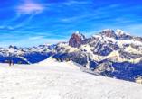 Für Ski- und Snowboardfahrer ist Ihr Reiseziel der perfekte Ort.