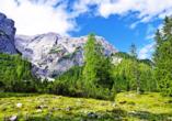 Das Pustertal erwartet Sie mit traumhaften Naturlandschaften – lassen Sie sich begeistern.