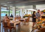 Hotel Aminess Veya in Njivice, Kroatien, Restaurant