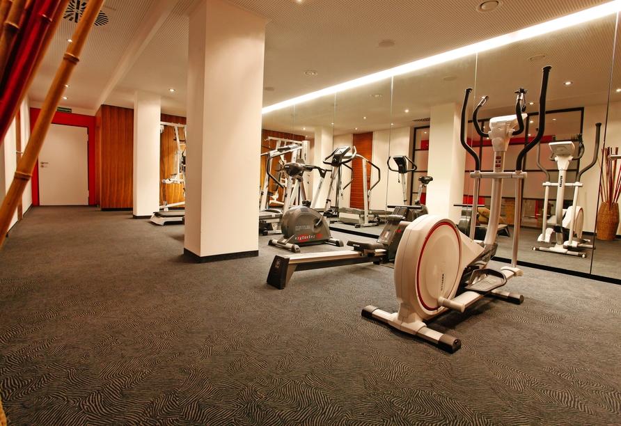 Hotel Schempp in Bobingen, Fitnessraum