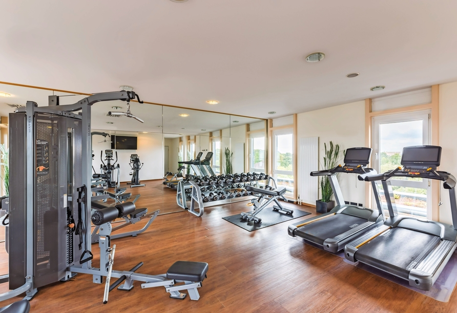 Park Inn by Radisson Köln City West, Fitnessstudio