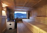 Parc Hotel Miramonti in Völs am Schlern, Sauna