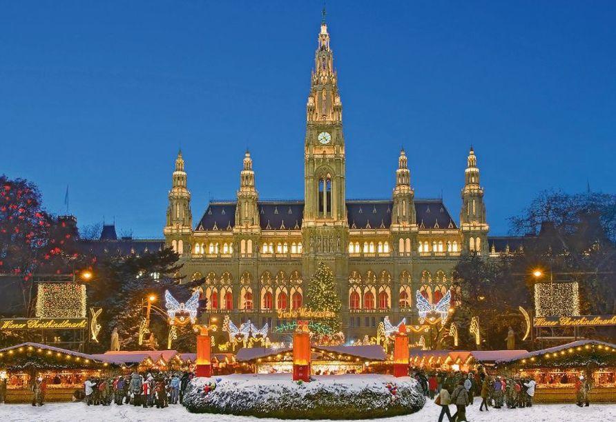 DCS Amethyst, Wien