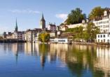 Hotel Montana in Zürich, Schweiz, Zürich