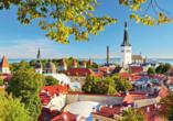 MS Artania, Tallinn