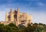 MSC Grandiosa, Kathedrale Palma de Mallorca