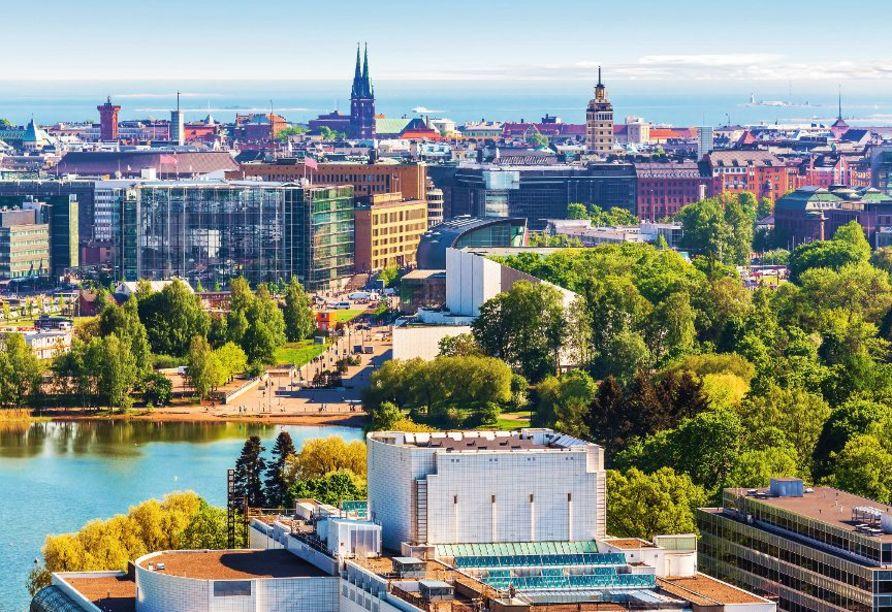 MS Artania, Helsinki
