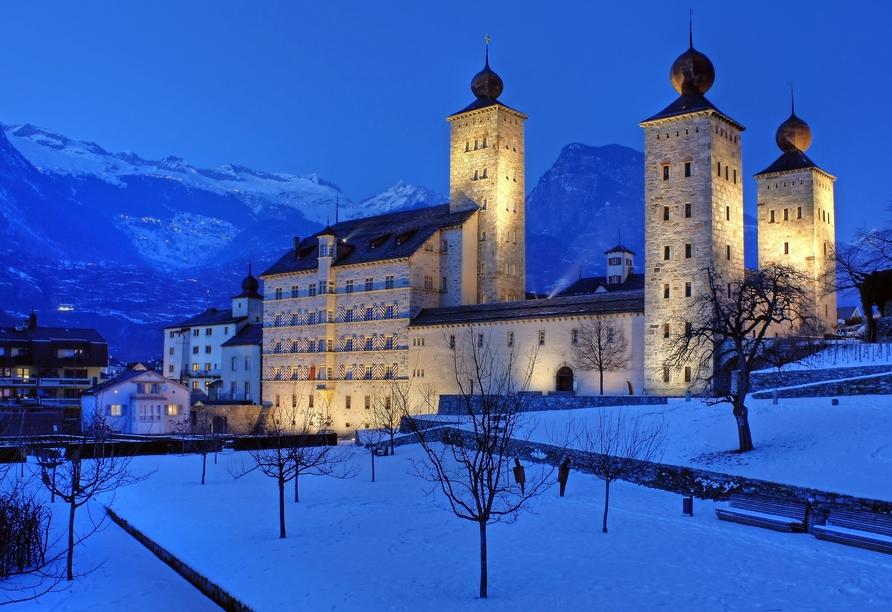 Hotel Good Night Inn Brig