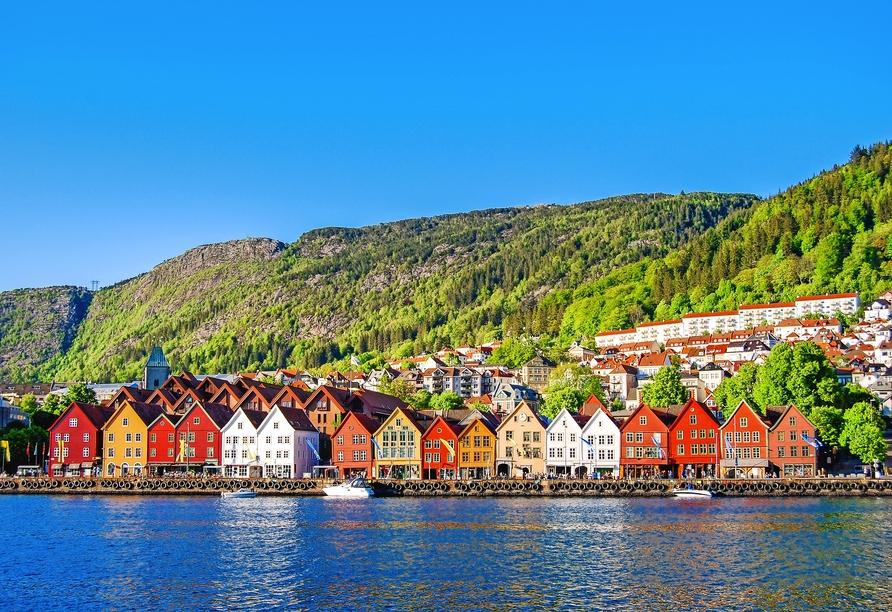 MS Amera, Bergen