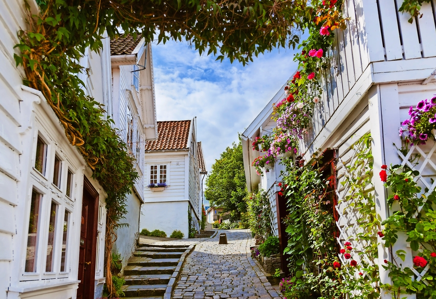 Costa Diadema, Stavanger