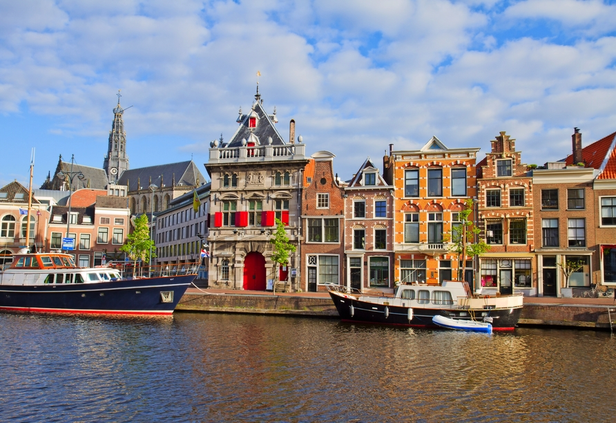 MS Normandie, Haarlem