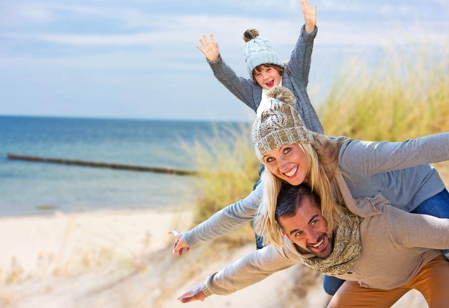 Gönnen Sie sich und Ihrer Familie ein ganz besonderes Weihnachten an der Nordsee.