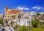 Besuchen Sie Mahón, die Hauptstadt der Baleareninsel Menorca.